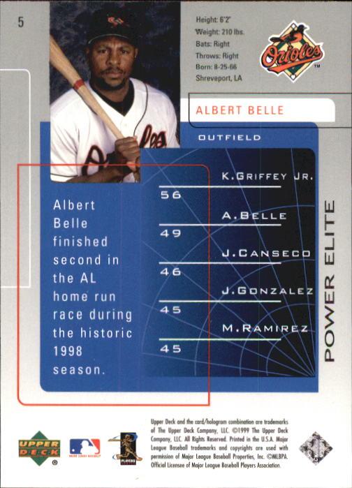 1999-Upper-Deck-Challengers-For-70-Baseball-1-90-Your-Choice-GOTBASEBALLCARDS thumbnail 11