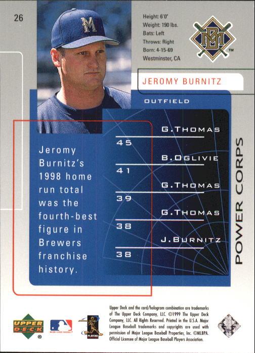 1999-Upper-Deck-Challengers-For-70-Baseball-1-90-Your-Choice-GOTBASEBALLCARDS thumbnail 49