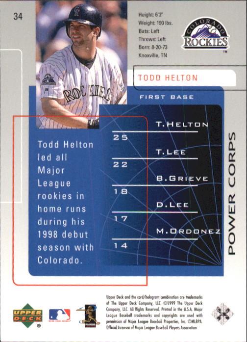 1999-Upper-Deck-Challengers-For-70-Baseball-1-90-Your-Choice-GOTBASEBALLCARDS thumbnail 63