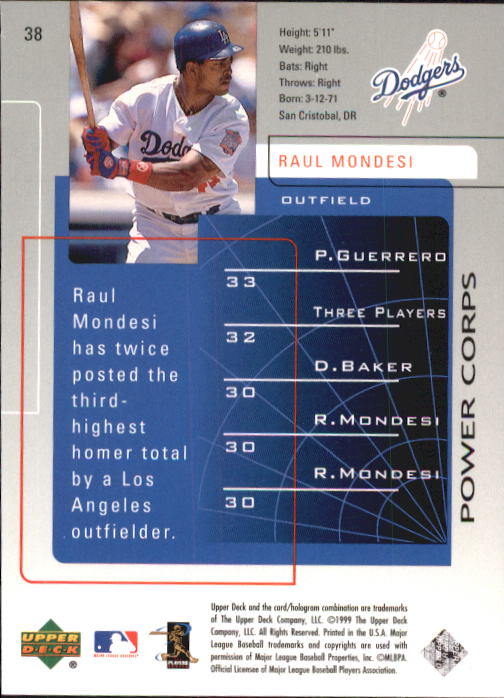 1999-Upper-Deck-Challengers-For-70-Baseball-1-90-Your-Choice-GOTBASEBALLCARDS thumbnail 69