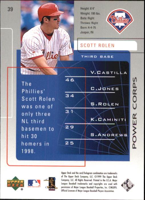 1999-Upper-Deck-Challengers-For-70-Baseball-1-90-Your-Choice-GOTBASEBALLCARDS thumbnail 71
