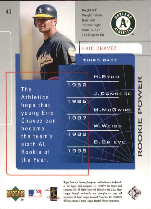 1999-Upper-Deck-Challengers-For-70-Baseball-1-90-Your-Choice-GOTBASEBALLCARDS thumbnail 79