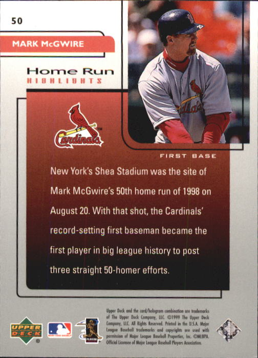 1999-Upper-Deck-Challengers-For-70-Baseball-1-90-Your-Choice-GOTBASEBALLCARDS thumbnail 93