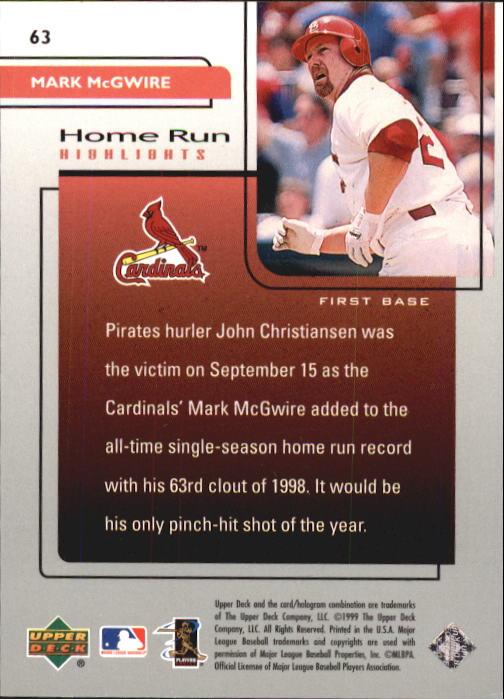 1999-Upper-Deck-Challengers-For-70-Baseball-1-90-Your-Choice-GOTBASEBALLCARDS thumbnail 113