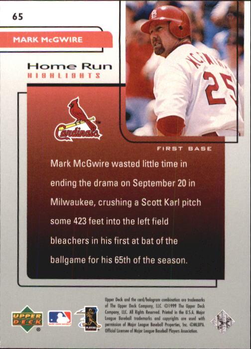 1999-Upper-Deck-Challengers-For-70-Baseball-1-90-Your-Choice-GOTBASEBALLCARDS thumbnail 117