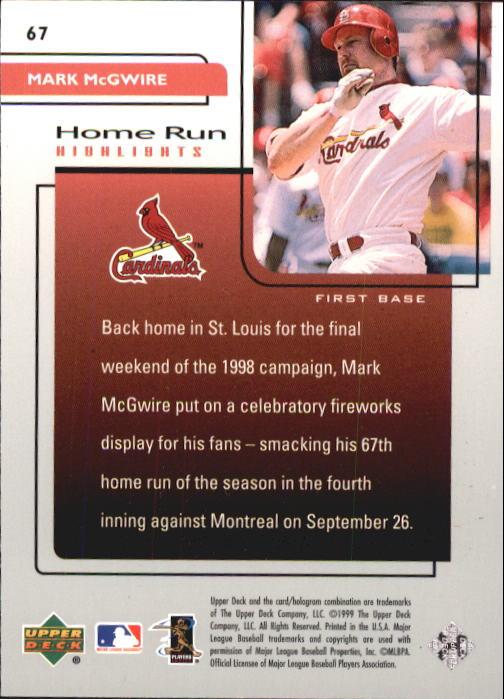 1999-Upper-Deck-Challengers-For-70-Baseball-1-90-Your-Choice-GOTBASEBALLCARDS thumbnail 121