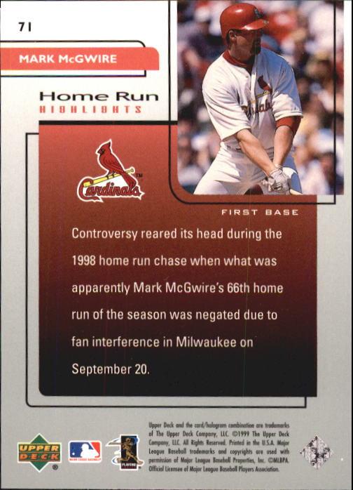 1999-Upper-Deck-Challengers-For-70-Baseball-1-90-Your-Choice-GOTBASEBALLCARDS thumbnail 129