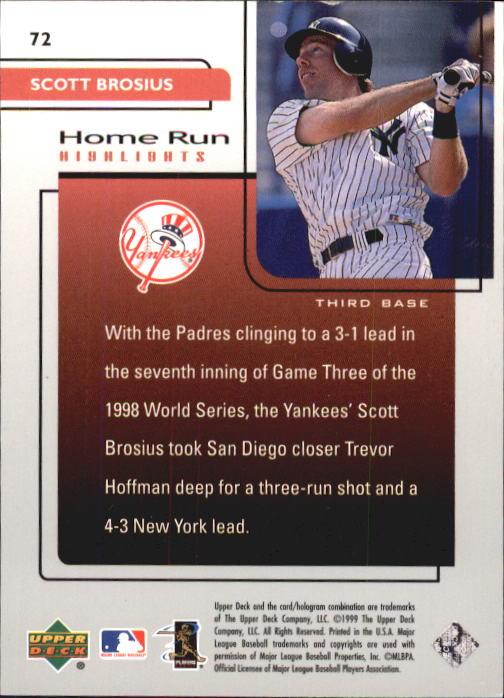 1999-Upper-Deck-Challengers-For-70-Baseball-1-90-Your-Choice-GOTBASEBALLCARDS thumbnail 131