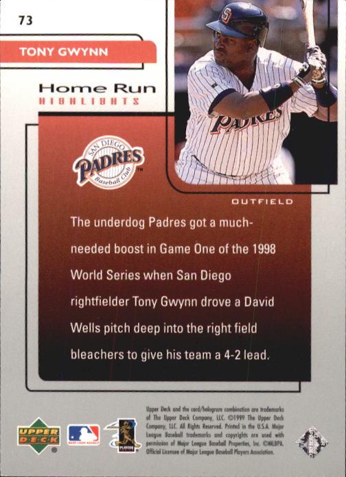 1999-Upper-Deck-Challengers-For-70-Baseball-1-90-Your-Choice-GOTBASEBALLCARDS thumbnail 133