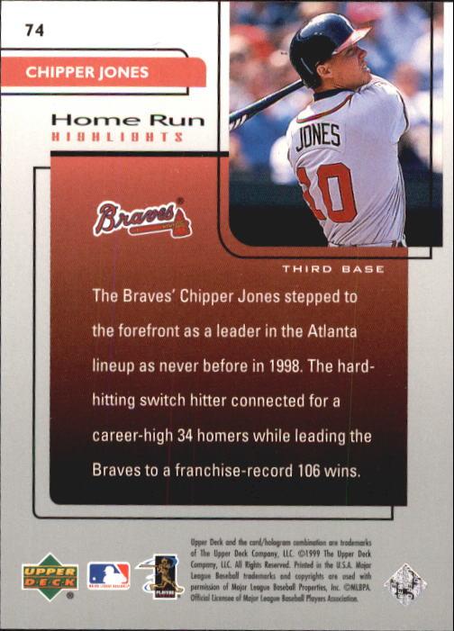 1999-Upper-Deck-Challengers-For-70-Baseball-1-90-Your-Choice-GOTBASEBALLCARDS thumbnail 135