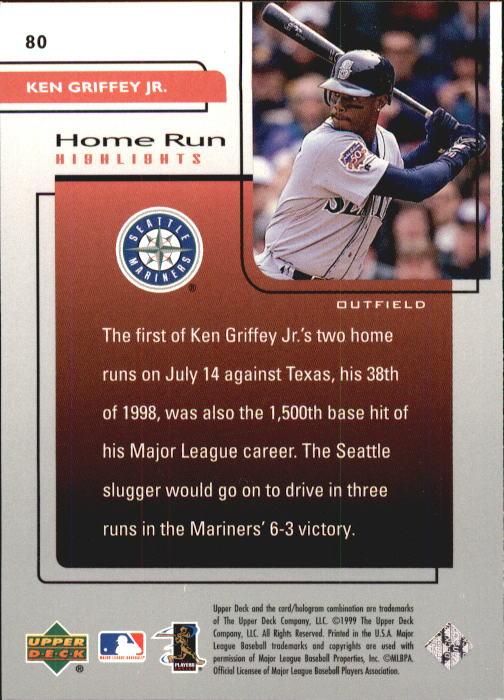 1999-Upper-Deck-Challengers-For-70-Baseball-1-90-Your-Choice-GOTBASEBALLCARDS thumbnail 147