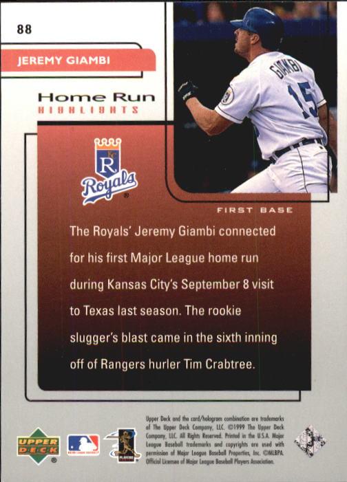 1999-Upper-Deck-Challengers-For-70-Baseball-1-90-Your-Choice-GOTBASEBALLCARDS thumbnail 163