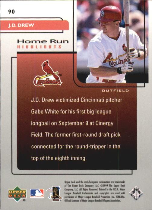 1999-Upper-Deck-Challengers-For-70-Baseball-1-90-Your-Choice-GOTBASEBALLCARDS thumbnail 167