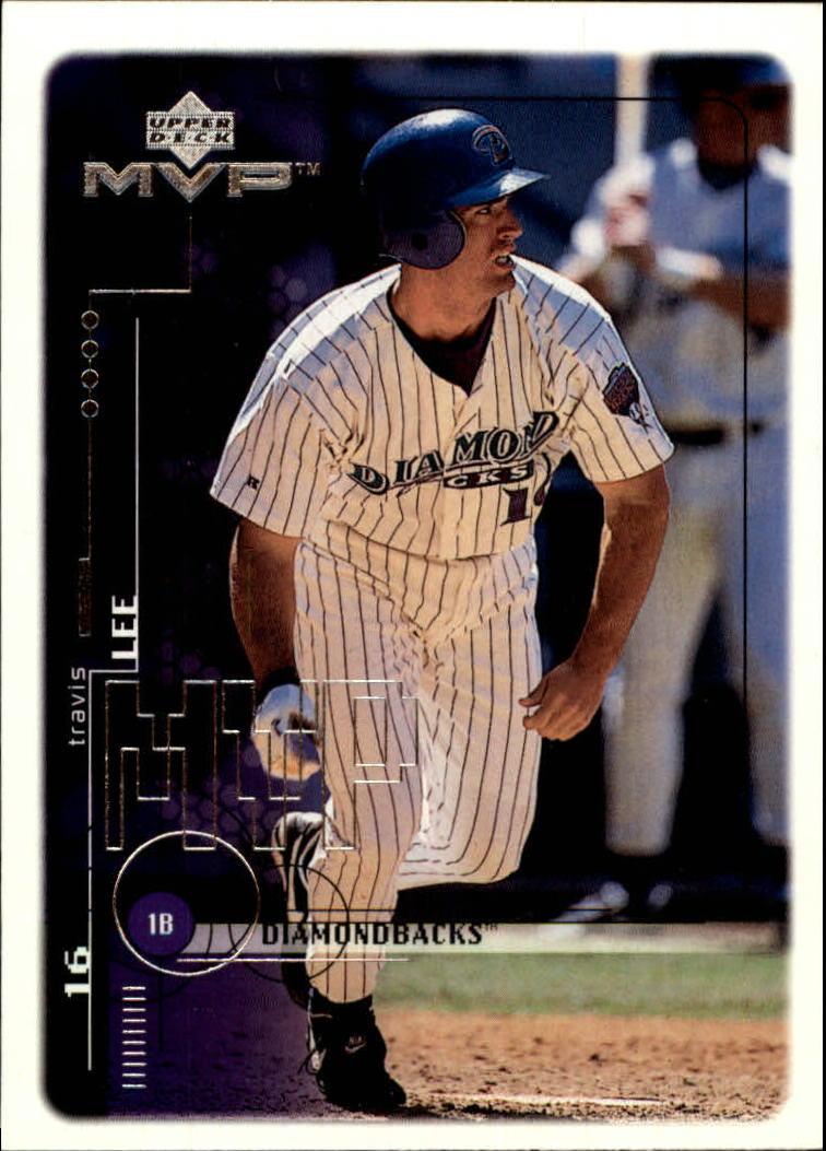 1999 Upper Deck MVP #10 Travis Lee