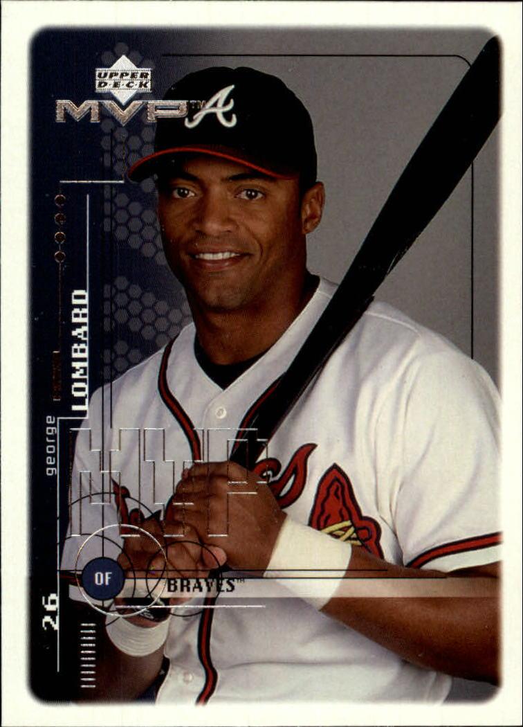 1999 Upper Deck MVP #21 George Lombard