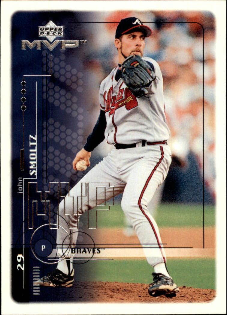1999 Upper Deck MVP #22 John Smoltz