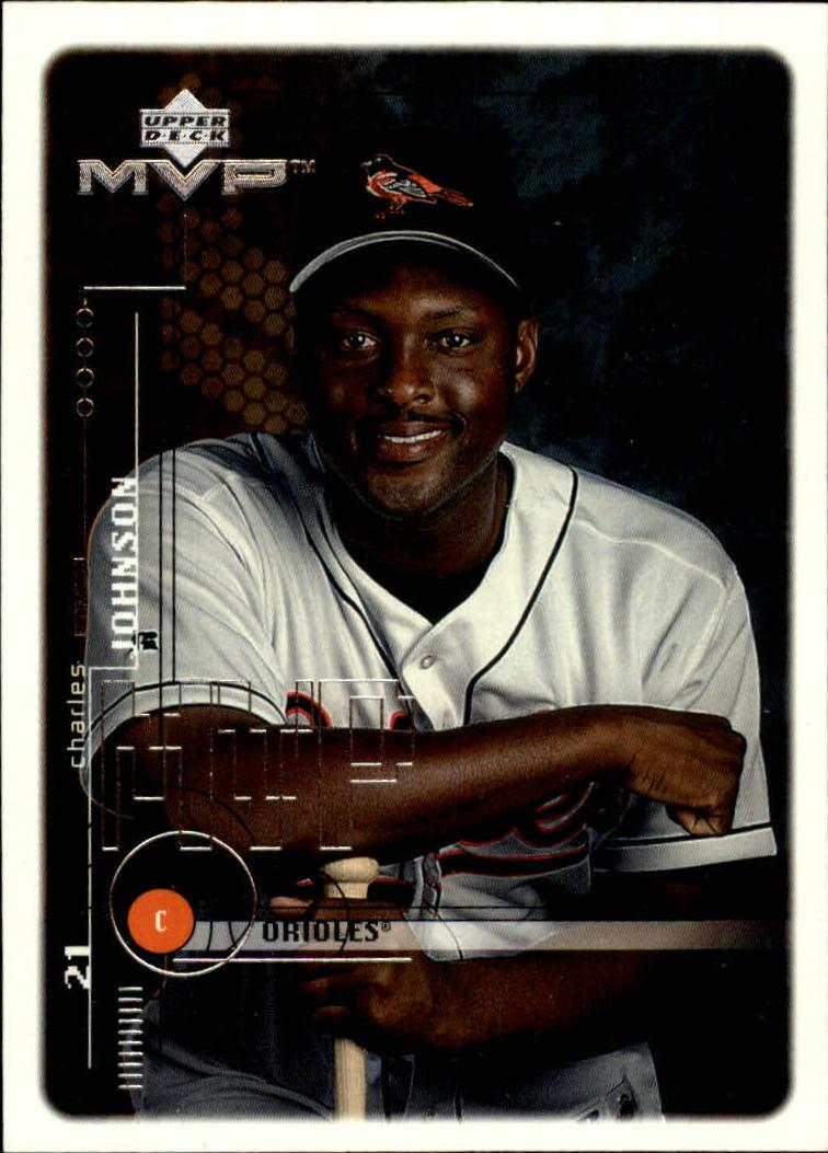 1999 Upper Deck MVP #24 Charles Johnson