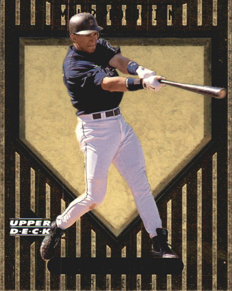 1999 Upper Deck Ovation Major Production #S11 Alex Rodriguez