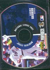 1999 Upper Deck PowerDeck #20 Vladimir Guerrero
