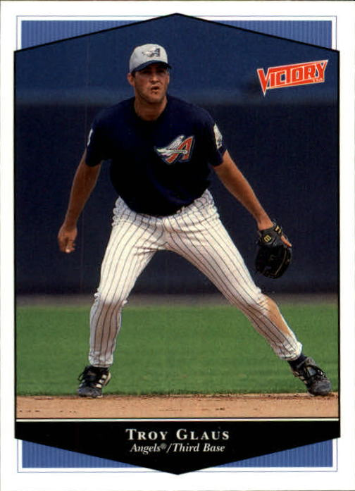1999 Upper Deck Victory #5 Troy Glaus