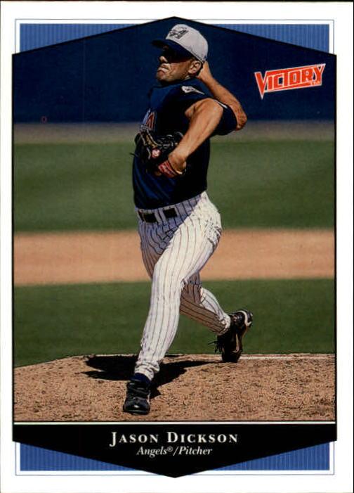 1999 Upper Deck Victory #13 Jason Dickson