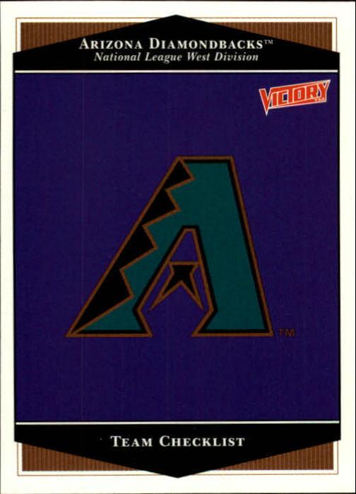 1999 Upper Deck Victory #15 Arizona Diamondbacks TC