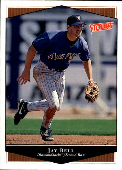 1999 Upper Deck Victory #19 Jay Bell