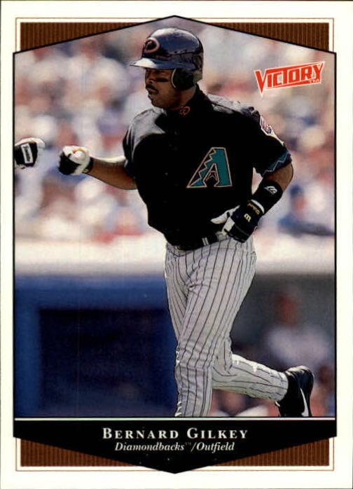 1999 Upper Deck Victory #22 Bernard Gilkey
