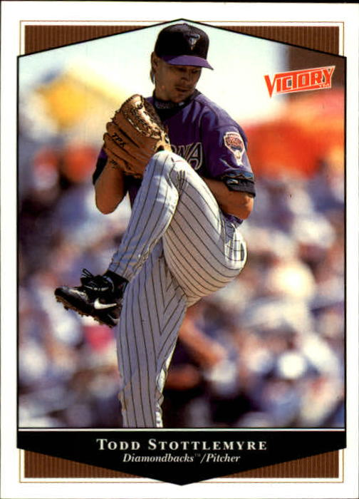 1999 Upper Deck Victory #24 Todd Stottlemyre
