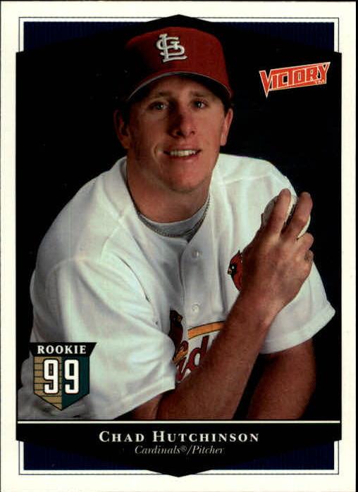 1999 Upper Deck Victory #318 Chad Hutchinson RC