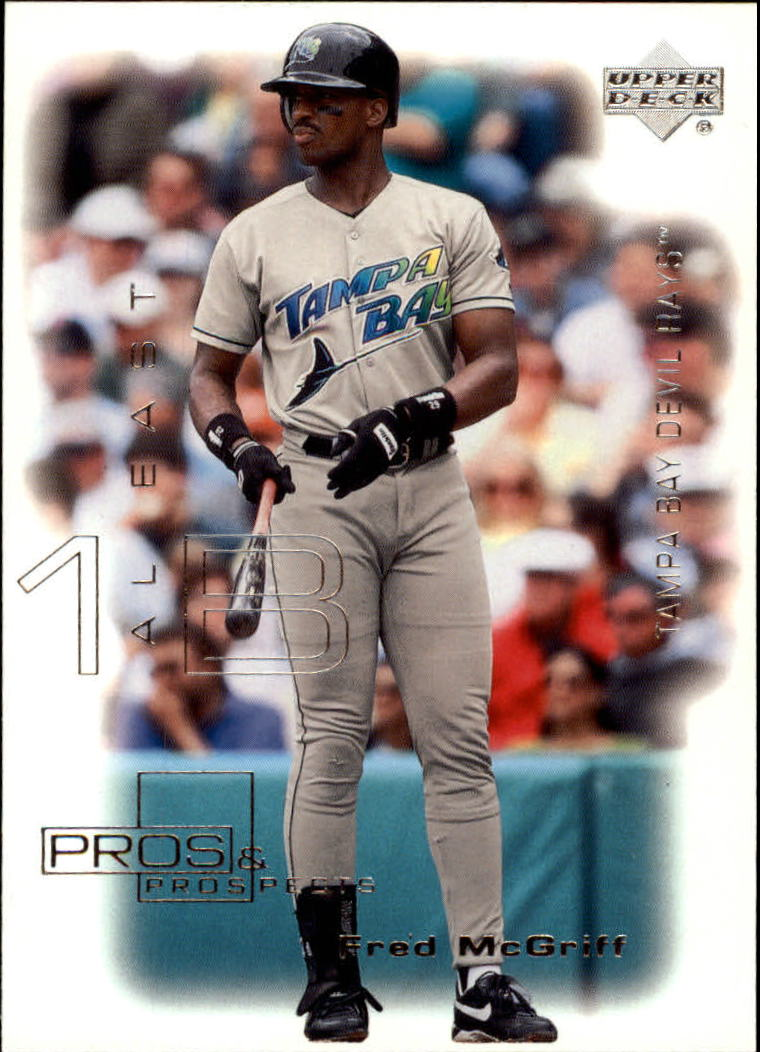 2000 Upper Deck Pros and Prospects #12 Fred McGriff