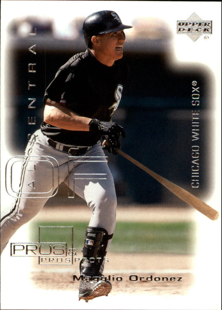 2000 Upper Deck Pros and Prospects #40 Magglio Ordonez