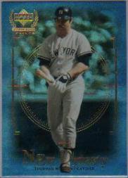 2000 Upper Deck Yankees Legends New Dynasty #ND7 Thurman Munson