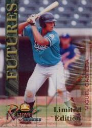 2000 Royal Rookies Futures #6 Miguel Cabrera