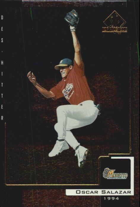 2000 SP Top Prospects #14 Oscar Salazar