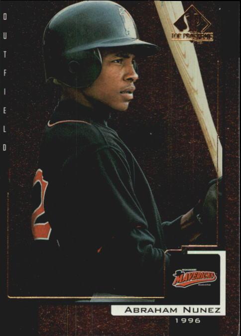 2000 SP Top Prospects #53 Abraham Nunez