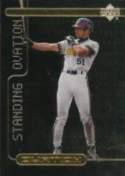 2000 Upper Deck Ovation Japan Standing Ovation #SO1 Ichiro Suzuki