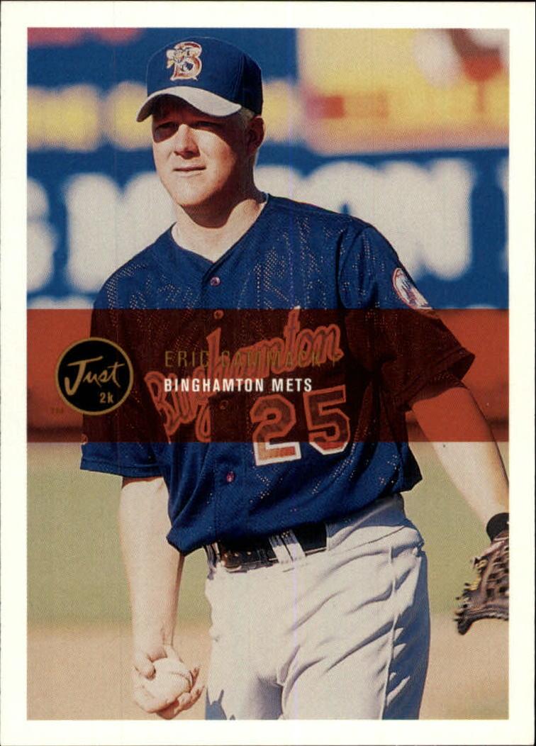 2000 Just #16 Eric Cammack