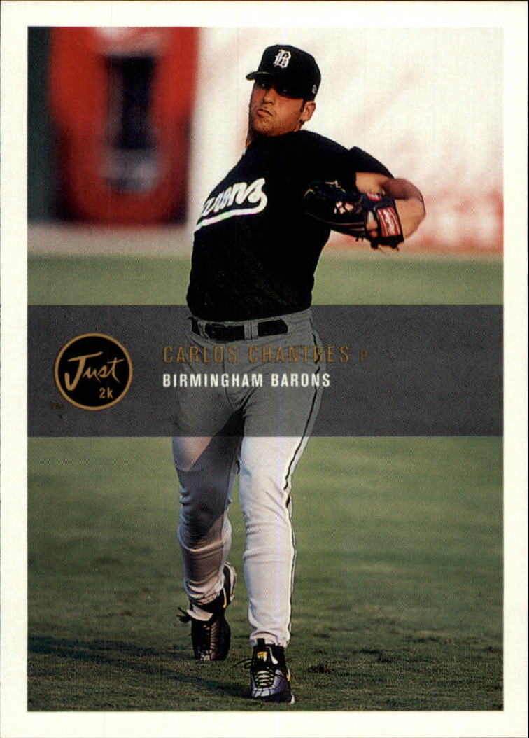 2000 Just #19 Carlos Chantres
