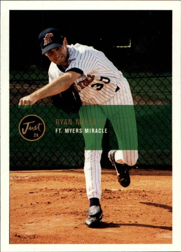 2000 Just #66 Ryan Mills