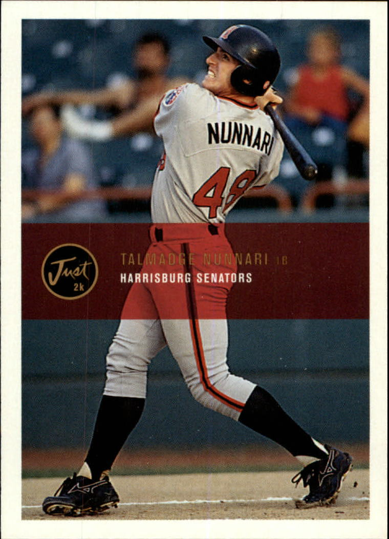 2000 Just #70 Talmadge Nunnari