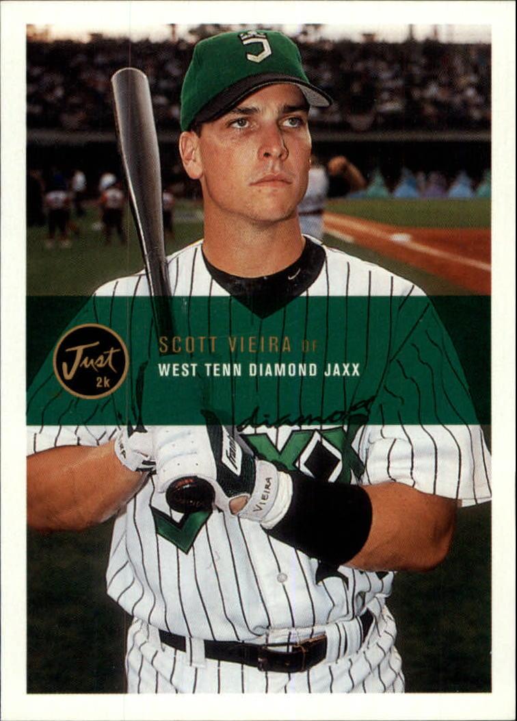 2000 Just #94 Scott Vieira