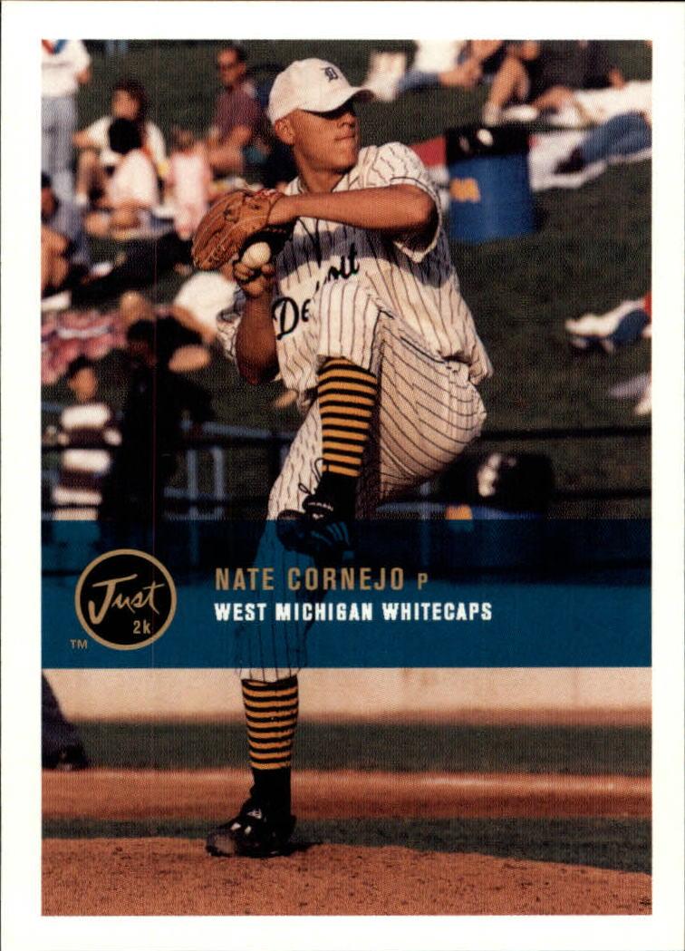 2000 Just #124 Nate Cornejo