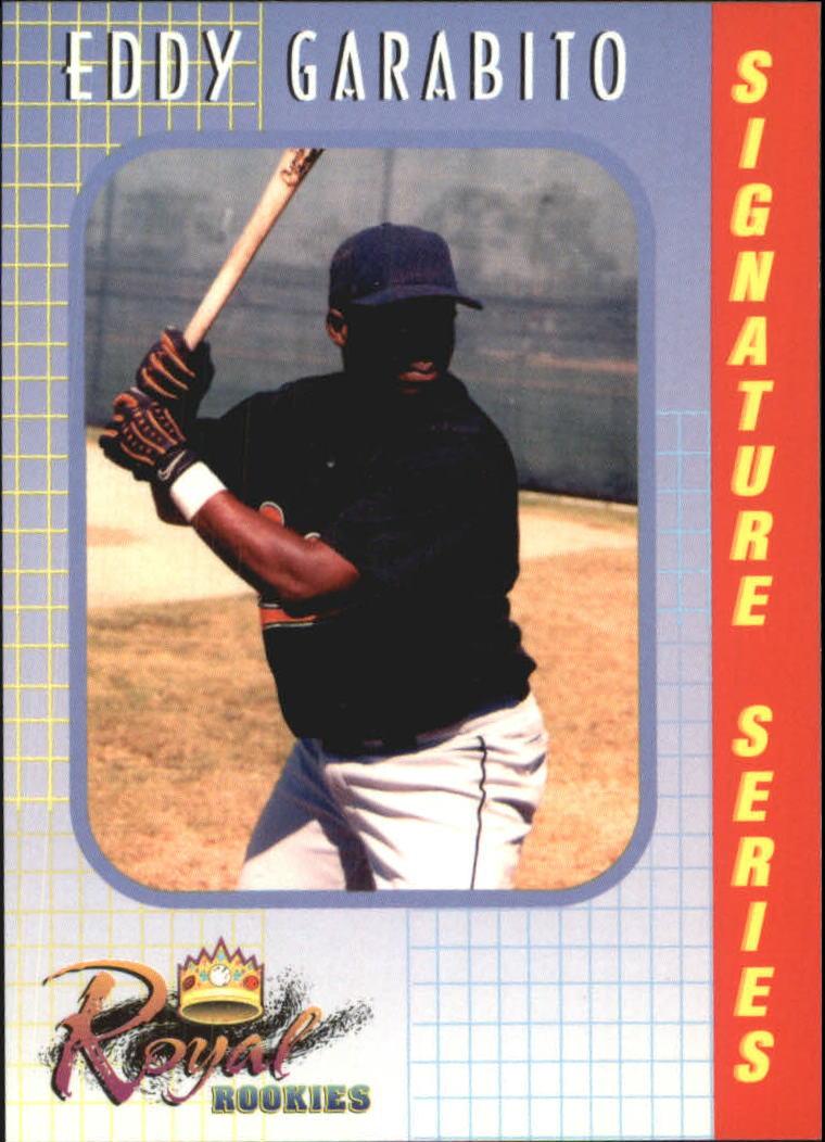 2000 Royal Rookies #2 Eddy Garabito