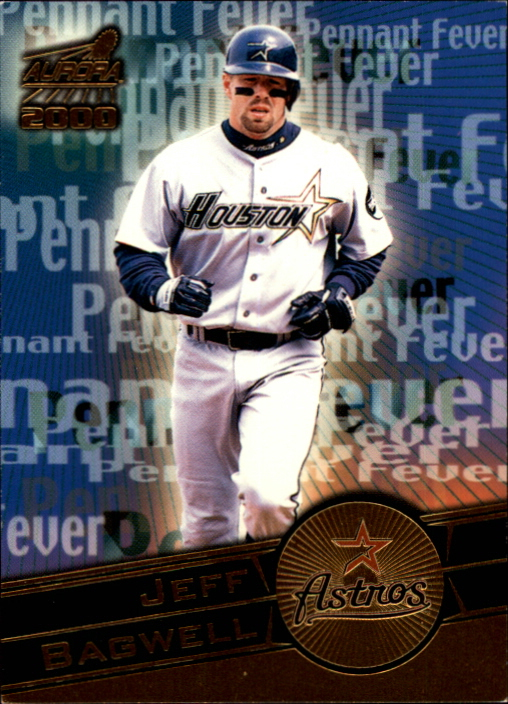 2000 Aurora Pennant Fever National Convention #10 Jeff Bagwell