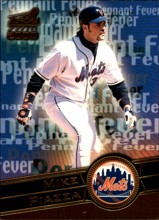 2000 Aurora Pennant Fever National Convention #11 Mike Piazza