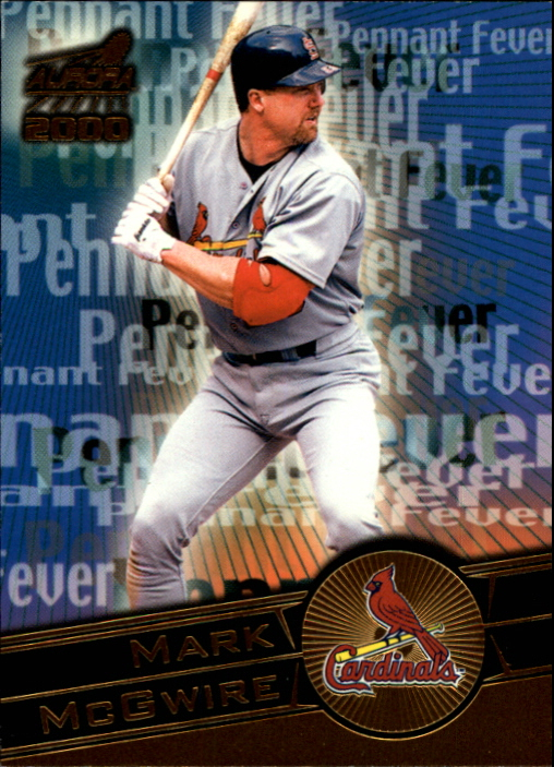 2000 Aurora Pennant Fever National Convention #15 Mark McGwire
