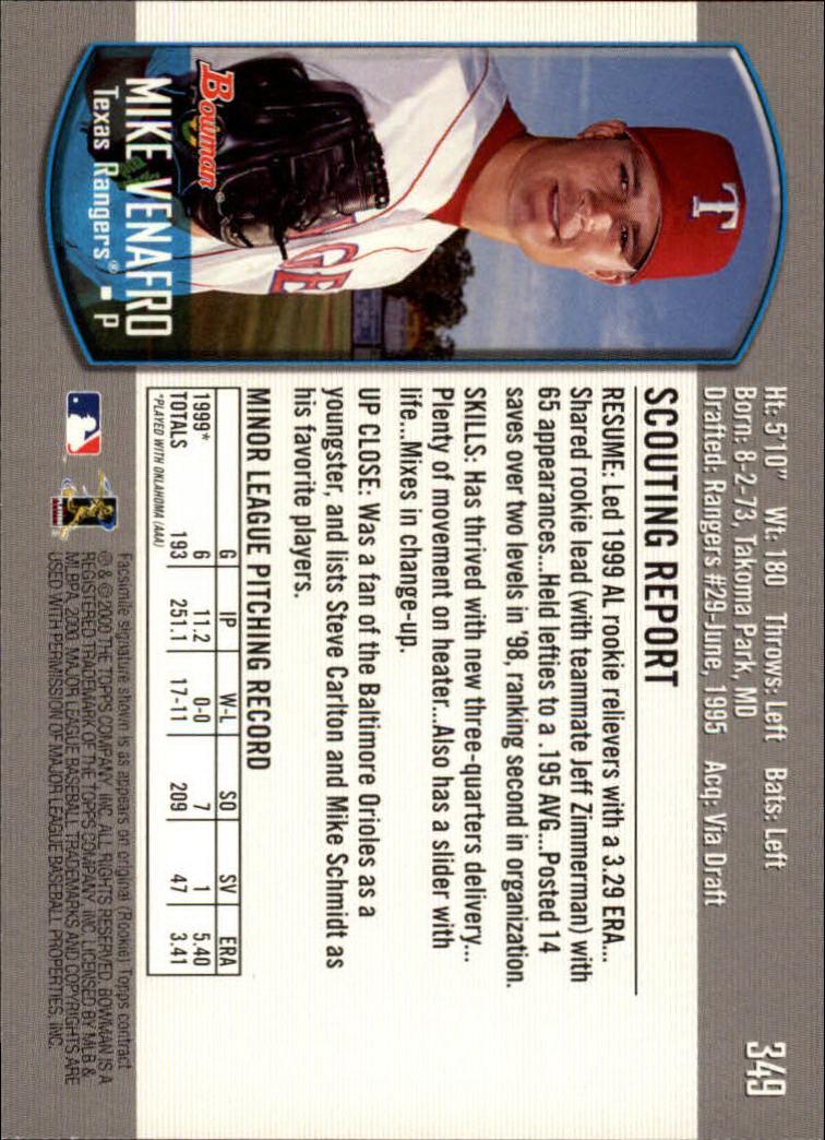 2000-Bowman-Baseball-Cards-347-440-Pick-From-List thumbnail 3