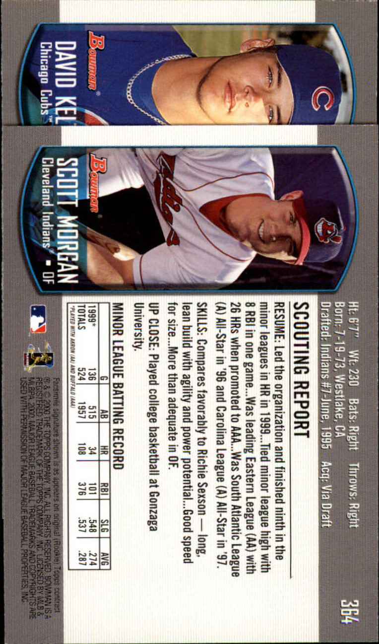 2000-Bowman-Baseball-Cards-347-440-Pick-From-List thumbnail 15