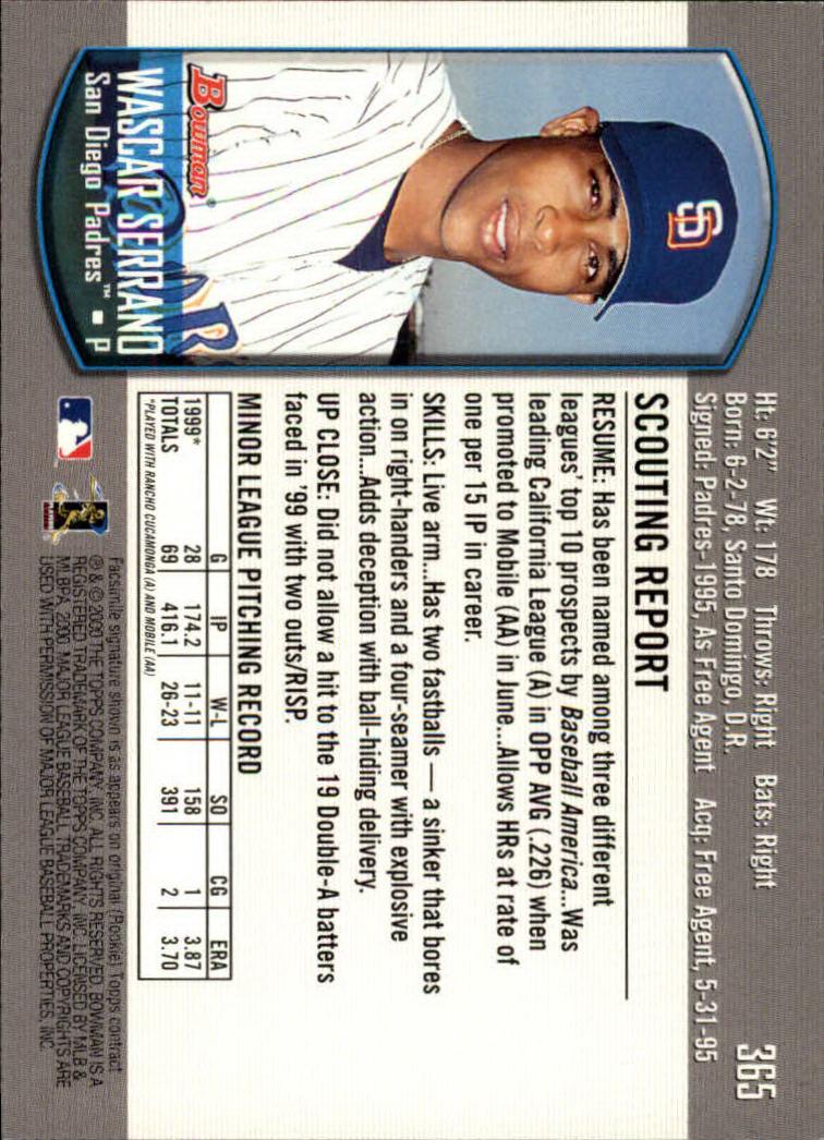 2000-Bowman-Baseball-Cards-347-440-Pick-From-List thumbnail 19